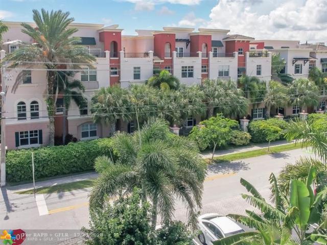 1033 NE 17th Way #703, Fort Lauderdale, FL 33304 (MLS #F10155000) :: Green Realty Properties