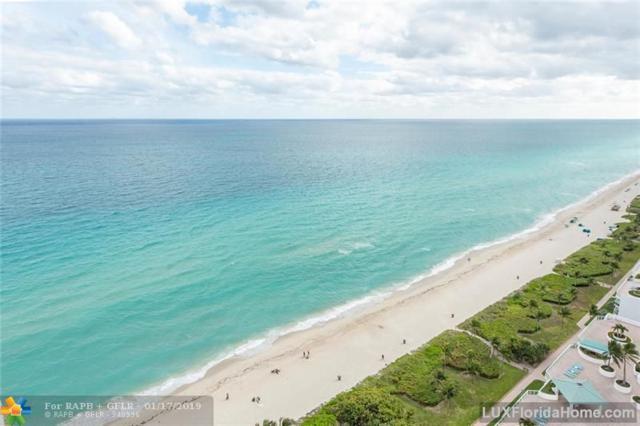 16699 Collins Ave #2501, Sunny Isles Beach, FL 33160 (MLS #F10155014) :: Laurie Finkelstein Reader Team