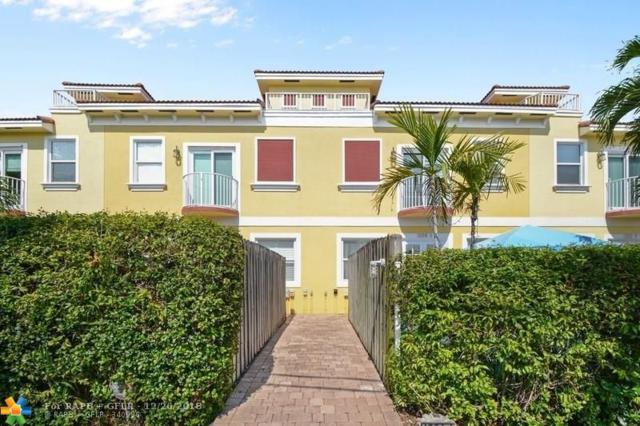 1224 NE 18th Ave #1, Fort Lauderdale, FL 33304 (MLS #F10155093) :: EWM Realty International