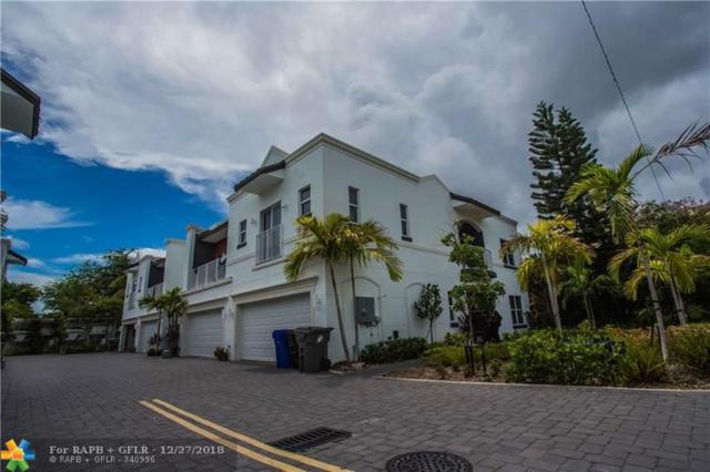 436 SE 16th St #436, Fort Lauderdale, FL 33316 (MLS #F10155238) :: The O'Flaherty Team