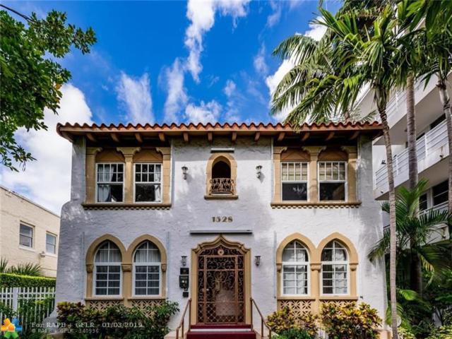 1528 Drexel Ave 1B, Miami Beach, FL 33139 (MLS #F10155371) :: The Edge Group at Keller Williams
