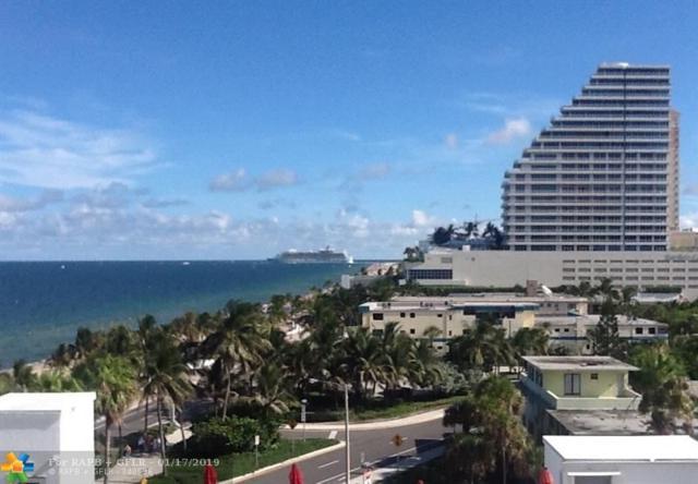 209 N Fort Lauderdale Beach Blvd 7-J, Fort Lauderdale, FL 33304 (MLS #F10155475) :: Laurie Finkelstein Reader Team