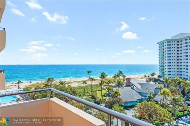 2000 S Ocean Blvd 7L, Lauderdale By The Sea, FL 33062 (MLS #F10155544) :: Laurie Finkelstein Reader Team