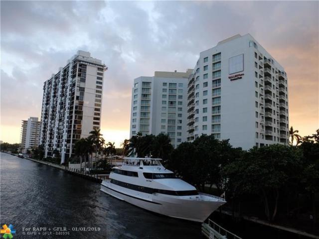 2670 E Sunrise Blvd #803, Fort Lauderdale, FL 33304 (MLS #F10155583) :: The O'Flaherty Team