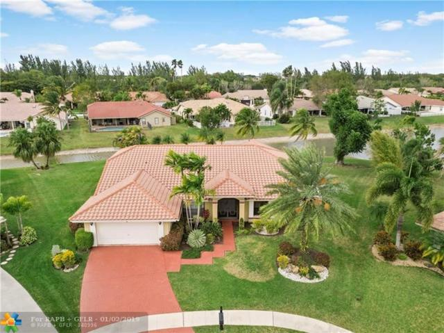20701 Eagle Creek Ct, Boca Raton, FL 33498 (MLS #F10155737) :: Green Realty Properties