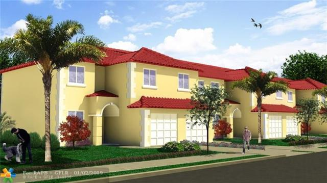 1350 SW 53rd Ave, North Lauderdale, FL 33068 (MLS #F10155779) :: Green Realty Properties