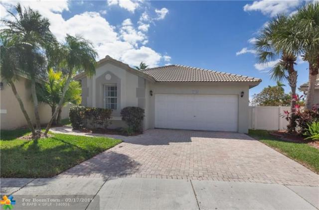 17136 NW 10th St, Pembroke Pines, FL 33028 (MLS #F10156028) :: United Realty Group