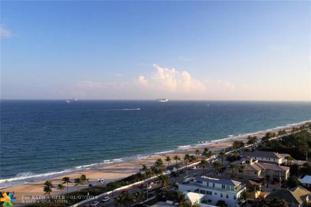 1901 N Ocean Blvd Ph-D, Fort Lauderdale, FL 33305 (MLS #F10156218) :: Laurie Finkelstein Reader Team