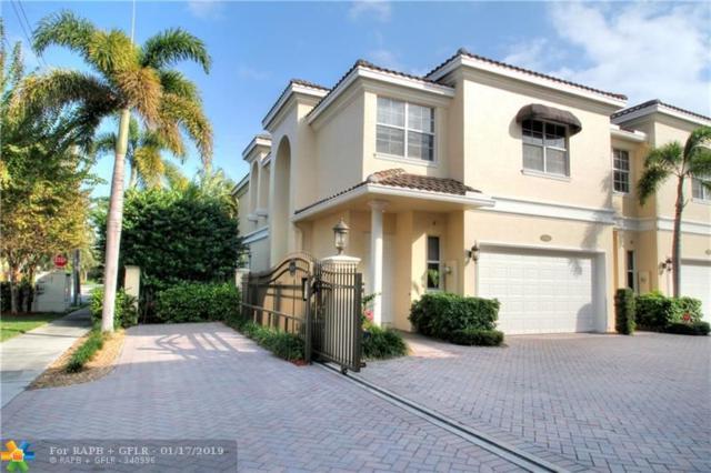 1530 NE 7th St #1530, Fort Lauderdale, FL 33304 (MLS #F10156800) :: EWM Realty International