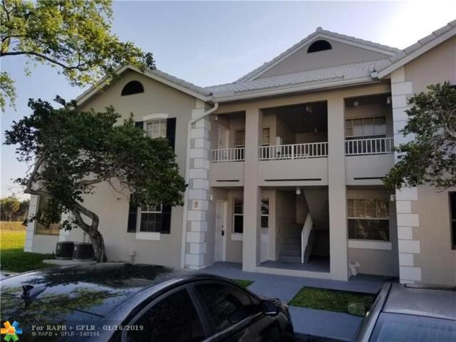 2871 N Oakland Forest Dr #101, Oakland Park, FL 33309 (MLS #F10156956) :: The Howland Group