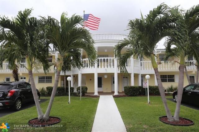 1100 Pine Dr #101, Pompano Beach, FL 33060 (MLS #F10157062) :: Laurie Finkelstein Reader Team