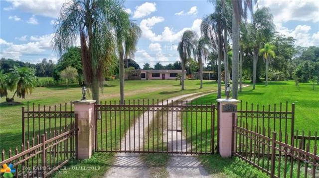 14500 NW Luray Rd, Southwest Ranches, FL 33330 (#F10157249) :: Weichert, Realtors® - True Quality Service