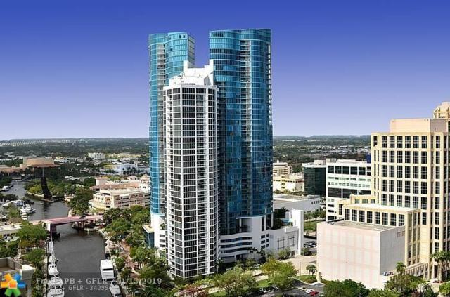 333 Las Olas Way #3202, Fort Lauderdale, FL 33301 (MLS #F10157628) :: The O'Flaherty Team