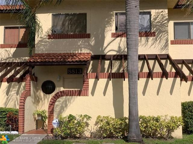 8813 NW 48th St #8813, Sunrise, FL 33351 (MLS #F10157659) :: Green Realty Properties