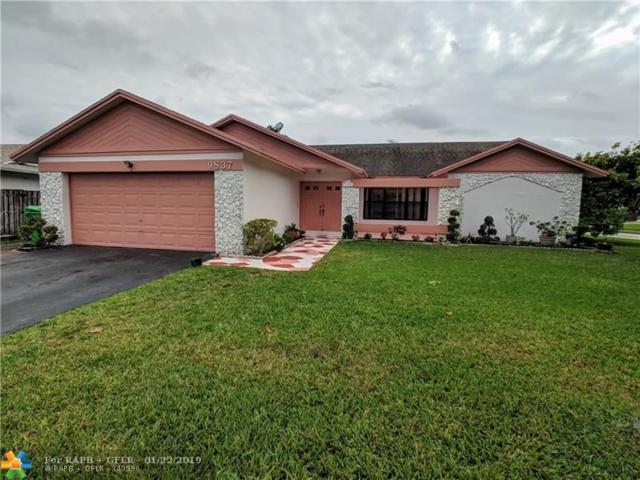 9837 NW 42nd Ct, Sunrise, FL 33351 (MLS #F10157854) :: Green Realty Properties