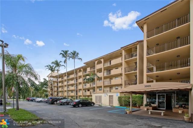 3905 N Nob Hill Rd #404, Sunrise, FL 33351 (MLS #F10157943) :: Green Realty Properties
