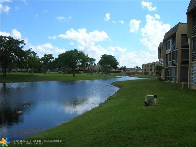 9241 Sunrise Lakes Blvd #107, Sunrise, FL 33322 (MLS #F10157958) :: Green Realty Properties