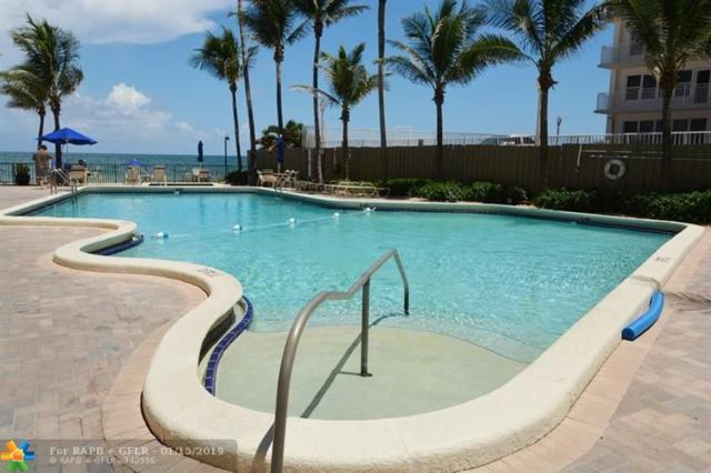 3800 Galt Ocean Dr #211, Fort Lauderdale, FL 33308 (MLS #F10157995) :: The O'Flaherty Team