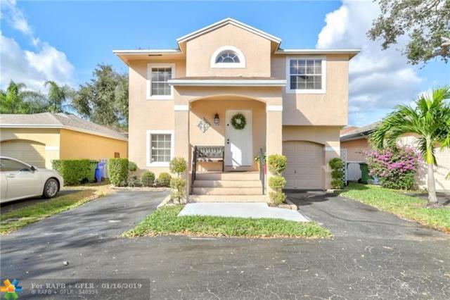 11749 NW 12th St, Pembroke Pines, FL 33026 (MLS #F10158067) :: Green Realty Properties
