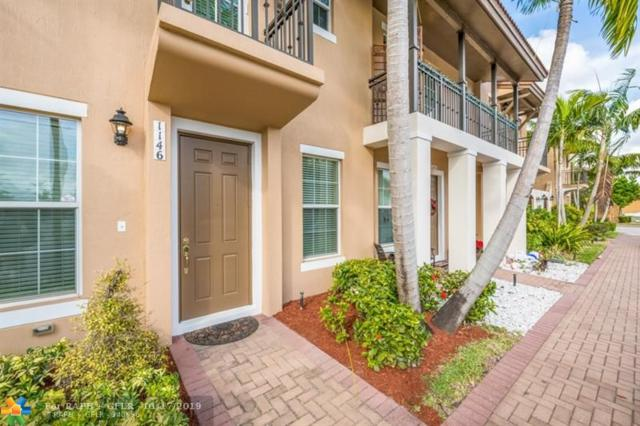 1146 SW 147th Ter #0, Pembroke Pines, FL 33027 (MLS #F10158297) :: Green Realty Properties