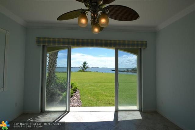4 Harbour Isle Drive E #104, Fort Pierce, FL 34949 (MLS #F10158395) :: Laurie Finkelstein Reader Team
