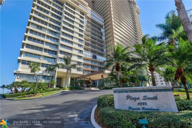 4280 Galt Ocean Dr 5L, Fort Lauderdale, FL 33308 (MLS #F10158498) :: The O'Flaherty Team