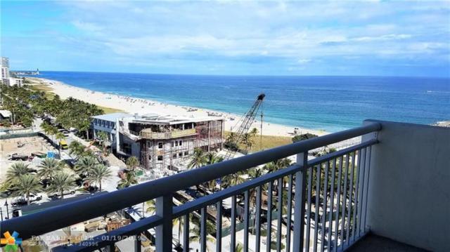 133 N Pompano Beach Blvd #1108, Pompano Beach, FL 33062 (MLS #F10158625) :: Laurie Finkelstein Reader Team