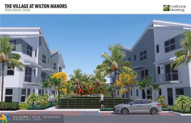 623 Ne 22nd Dr. #12, Wilton Manors, FL 33305 (#F10158802) :: Weichert, Realtors® - True Quality Service