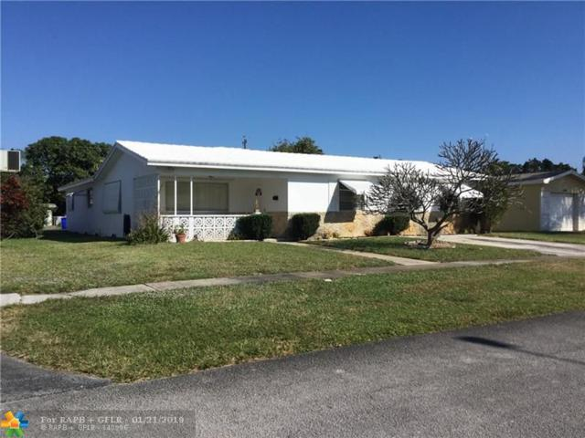 5501 Fillmore St, Hollywood, FL 33021 (MLS #F10158871) :: United Realty Group