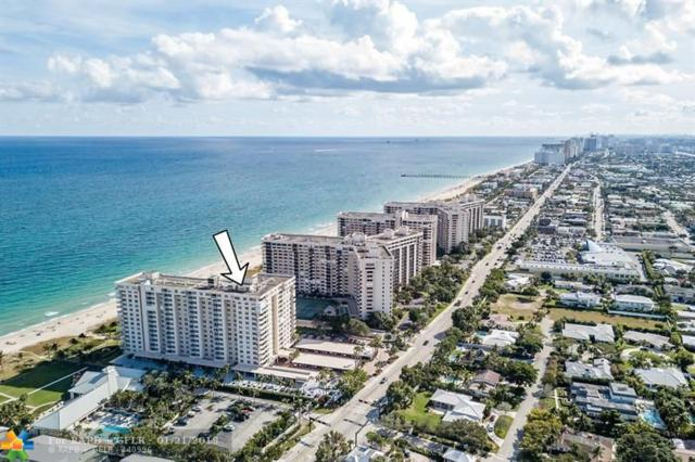 5200 N Ocean Blvd 1009D, Lauderdale By The Sea, FL 33308 (MLS #F10158889) :: GK Realty Group LLC
