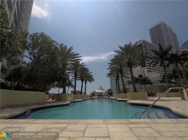 244 Biscayne Blvd #2407, Miami, FL 33132 (MLS #F10158965) :: Laurie Finkelstein Reader Team