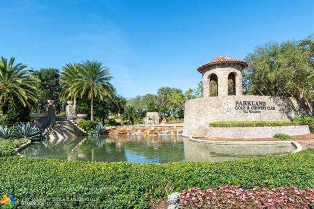 7601 Old Thyme Ct 4A, Parkland, FL 33076 (MLS #F10159100) :: The O'Flaherty Team