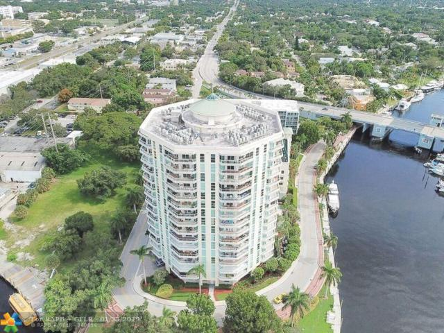 401 SW 4th Ave #604, Fort Lauderdale, FL 33315 (MLS #F10159219) :: The O'Flaherty Team