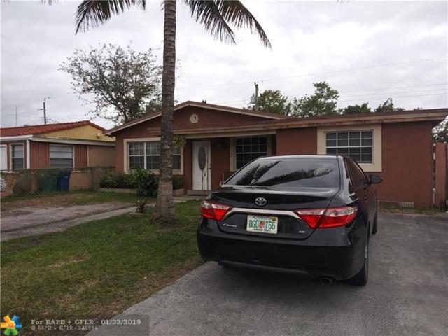6244 SW 22nd Ct, Miramar, FL 33023 (MLS #F10159250) :: Green Realty Properties