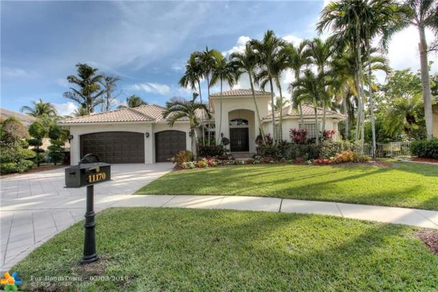 11170 Redhawk St, Plantation, FL 33324 (MLS #F10159421) :: Laurie Finkelstein Reader Team