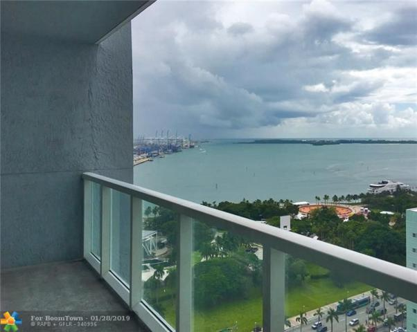 244 Biscayne Blvd #2307, Miami, FL 33132 (MLS #F10160071) :: Laurie Finkelstein Reader Team
