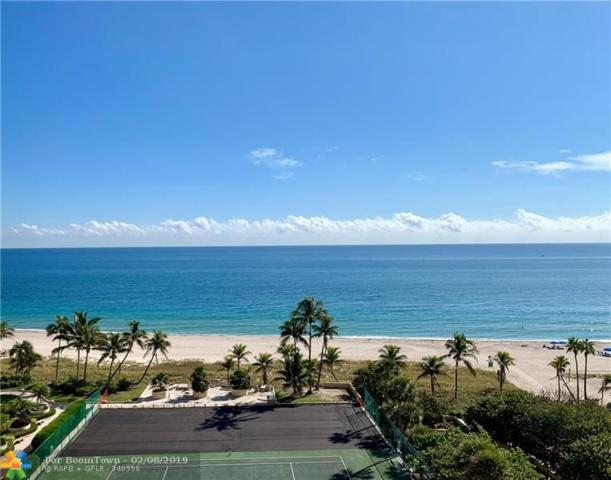 4900 N Ocean Blvd #1117, Lauderdale By The Sea, FL 33308 (MLS #F10160134) :: Castelli Real Estate Services
