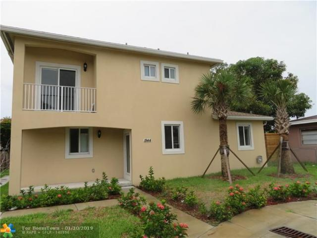 1944 Sheridan St North Side, Hollywood, FL 33020 (MLS #F10160572) :: The Paiz Group