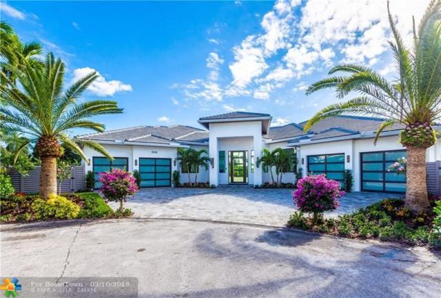 2550 NE 31st Ct, Lighthouse Point, FL 33064 (MLS #F10160692) :: GK Realty Group LLC