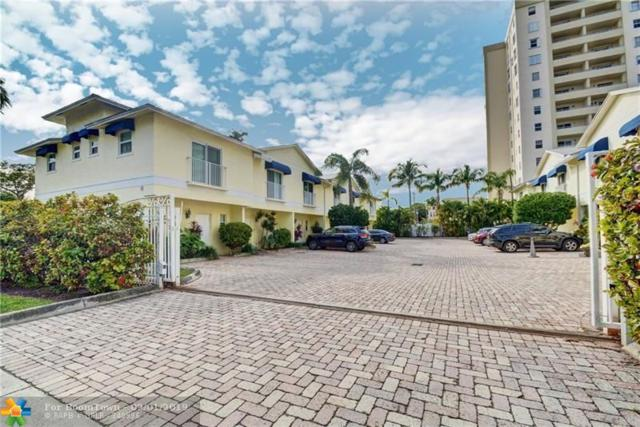 835 NE 19th Ave #4, Fort Lauderdale, FL 33304 (#F10160705) :: Weichert, Realtors® - True Quality Service