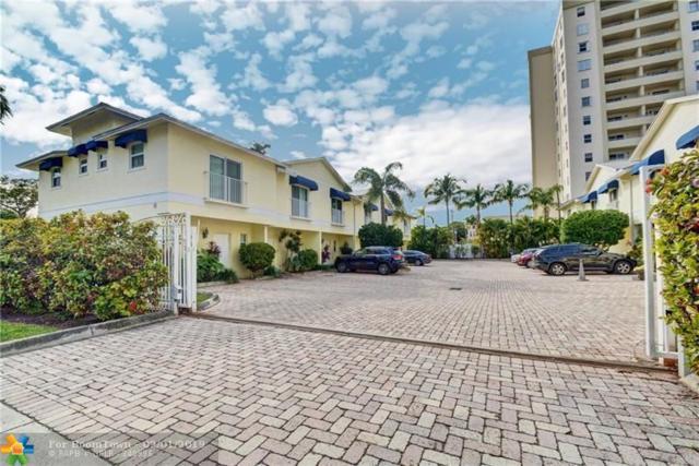 835 NE 19th Ave #4, Fort Lauderdale, FL 33304 (MLS #F10160705) :: Berkshire Hathaway HomeServices EWM Realty