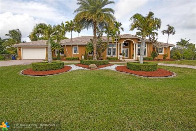16541 SW 62nd St, Southwest Ranches, FL 33331 (MLS #F10160865) :: Green Realty Properties
