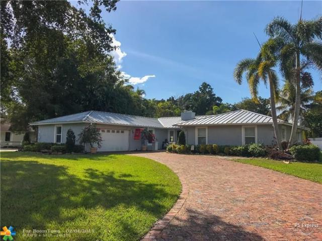 5521 SW 195 TER, Southwest Ranches, FL 33332 (MLS #F10161269) :: Green Realty Properties