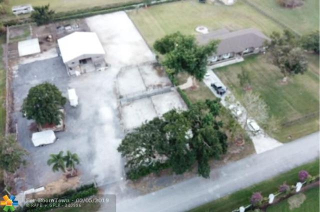 17700 SW 59th Ct, Southwest Ranches, FL 33331 (MLS #F10161377) :: Green Realty Properties