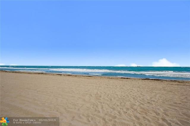 77 S Birch Rd 15B, Fort Lauderdale, FL 33316 (MLS #F10161442) :: The O'Flaherty Team