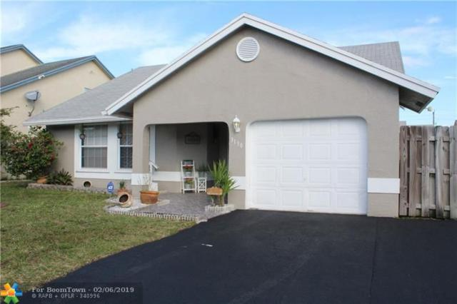 3130 NW 122nd Ave, Sunrise, FL 33323 (MLS #F10161500) :: Green Realty Properties