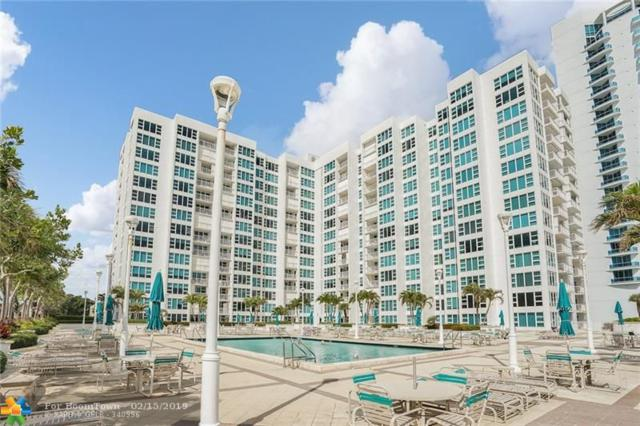 1620 S Ocean Blvd 11P, Lauderdale By The Sea, FL 33062 (MLS #F10161796) :: The Howland Group