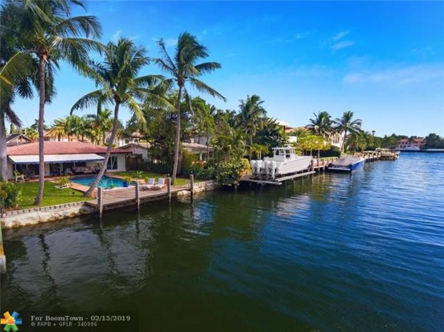 725 Solar Isle Dr, Fort Lauderdale, FL 33301 (MLS #F10161824) :: The Howland Group