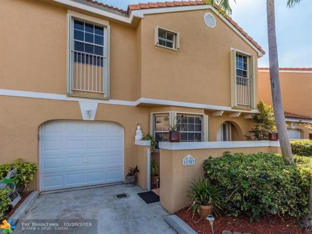 11353 Lakeview Dr 5-P, Coral Springs, FL 33071 (MLS #F10161915) :: GK Realty Group LLC