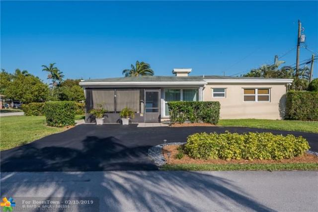 280 NW 48th Ct, Oakland Park, FL 33309 (MLS #F10162220) :: Castelli Real Estate Services